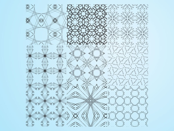 Line Art Patterns