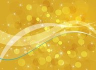 Golden Cheer Background