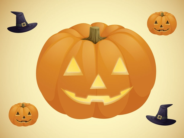 Halloween Stock Vectors