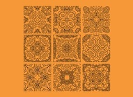 Tile Outline Patterns