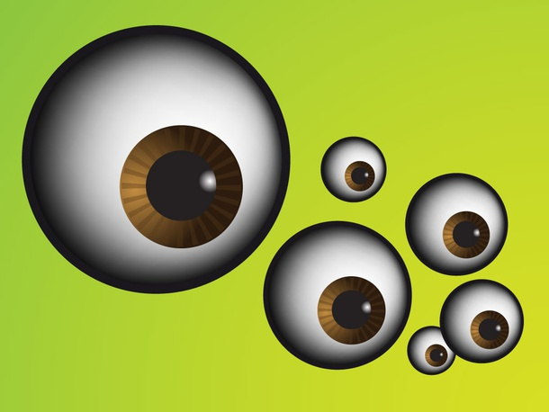 Vector Eyeballs