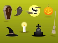 Halloween Cartoon Pack