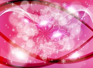 Pink Winter Design