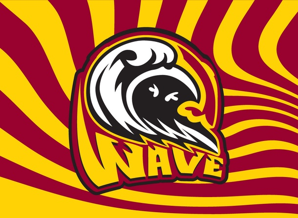Wave Surf Logo