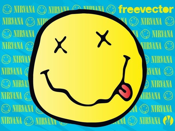 Nirvana Smiley