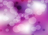 Purple Spots Background