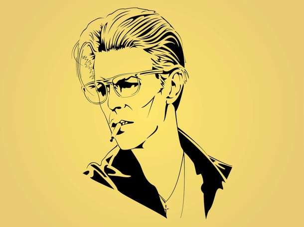 David Bowie Graphics