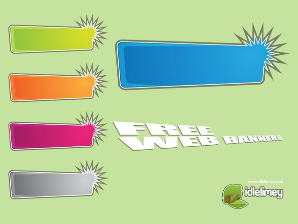 Free Web Banners