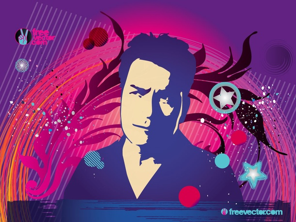 Charlie Sheen Graphics