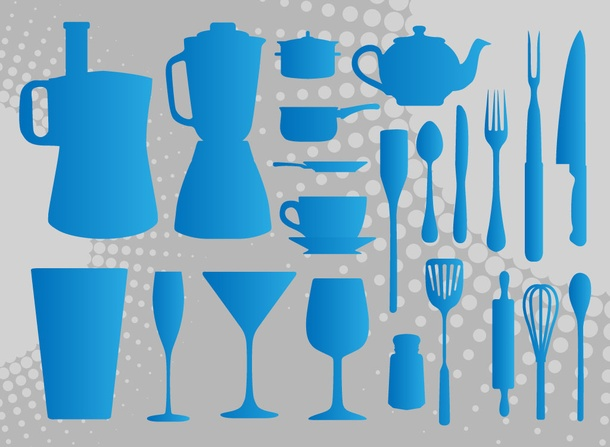 Kitchen Clip Art