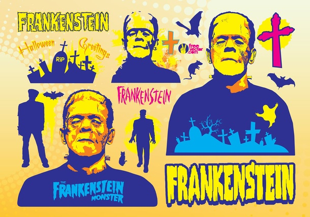 Frankenstein Graphic Pack