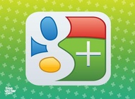 Google Plus Custom Logo