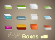 Box Vector Icons