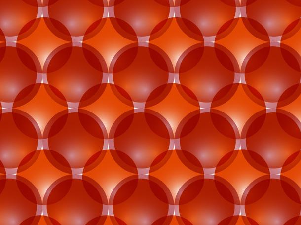 circle overlap pattern