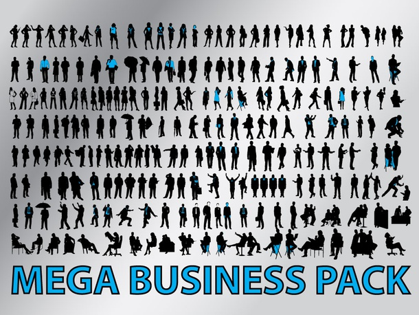 Mega Business People