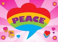 Peace Bubble