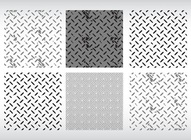 Diamond Plate Patterns