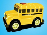 Kids Cartoon School Bus