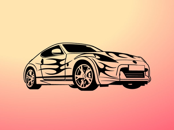 Tribal Car Decals