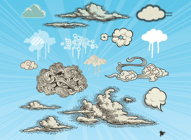 Cloud Illustrations