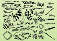 Car Race Vectors