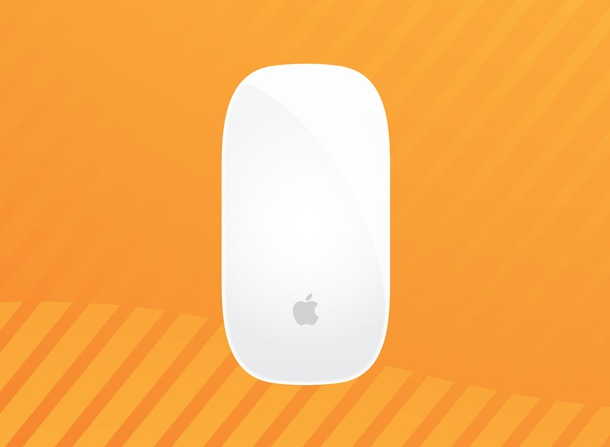 Mac Mouse Vector