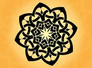 Celtic Ornament Vector
