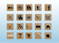 Social Website Buttons