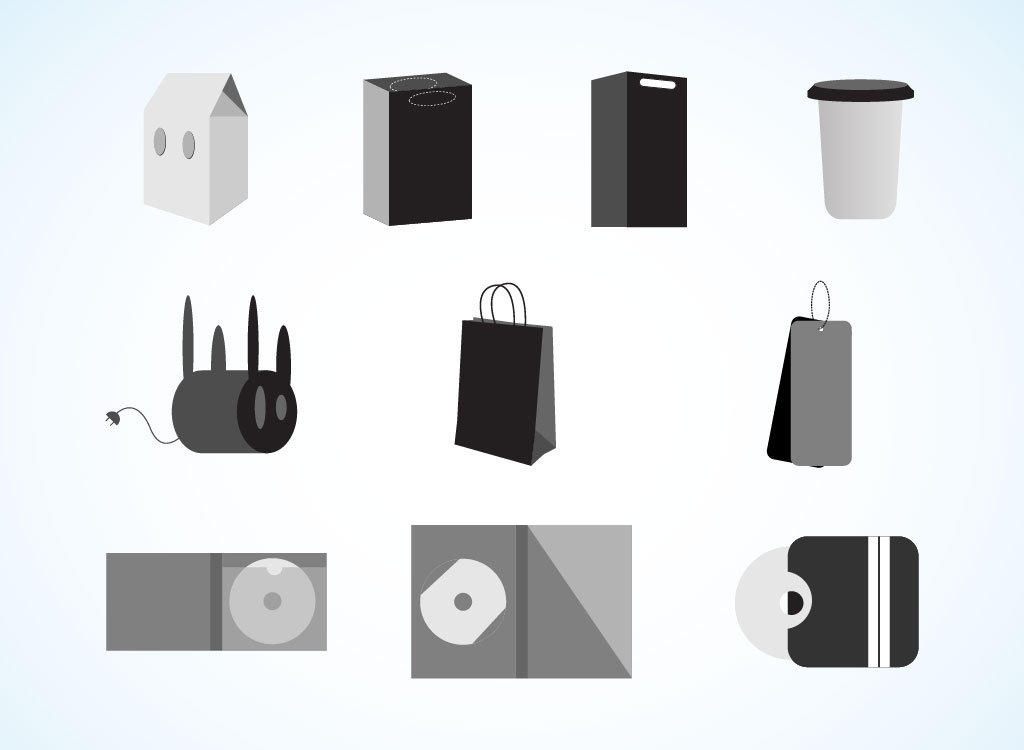 3D Vector Packages