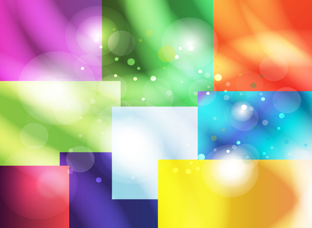 Colorful Abstract Pictures Abstract Colorful Boxes