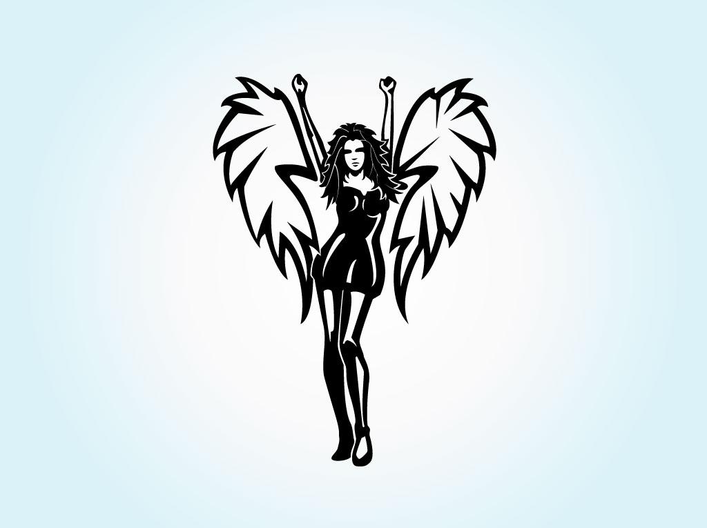 angel art clip free sexy