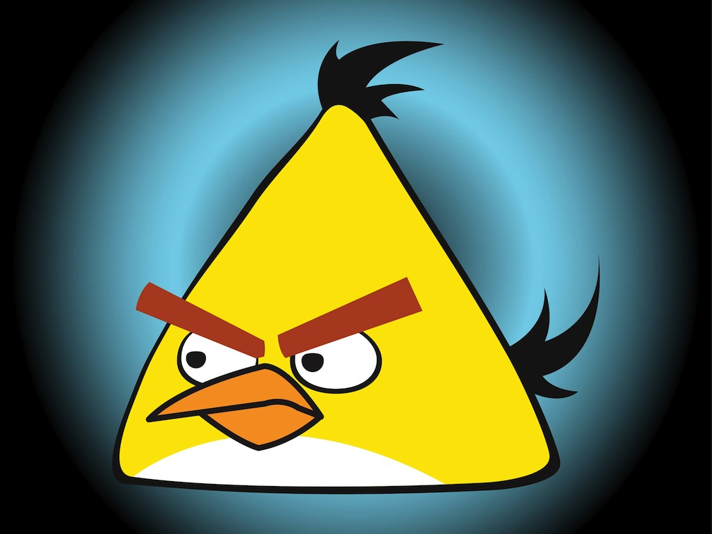 Personagem Angry Birds: The Home Of Competitive Counter-Strike