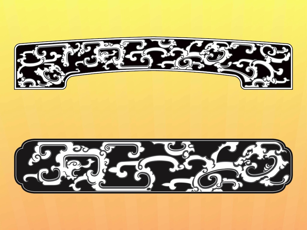 Antique Banner Designs