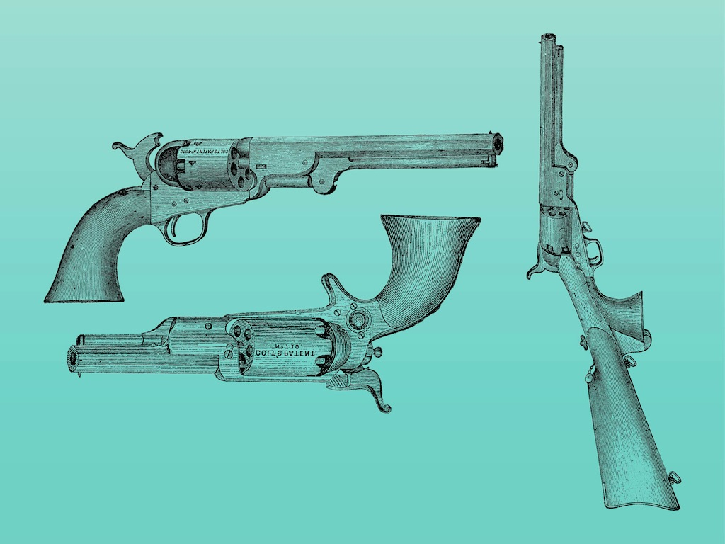 Antique Pistols