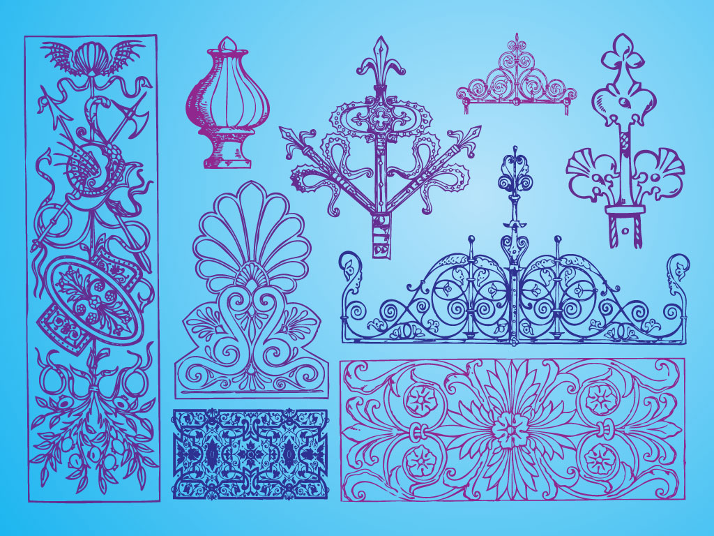 Antique Vector Pack