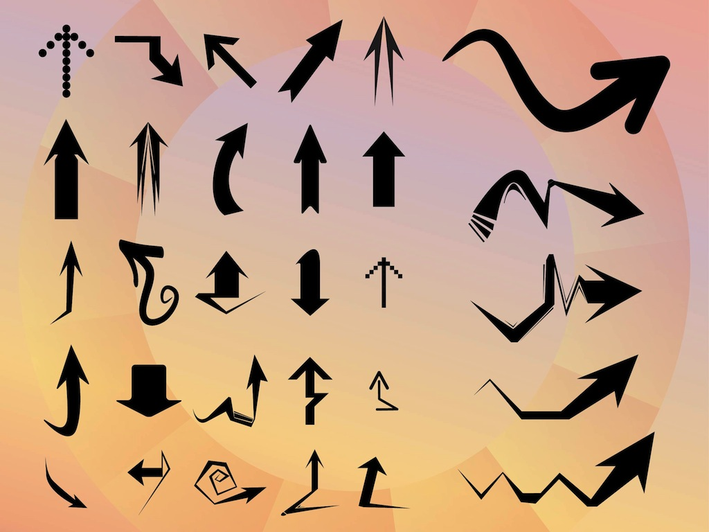 Arrows Vectors