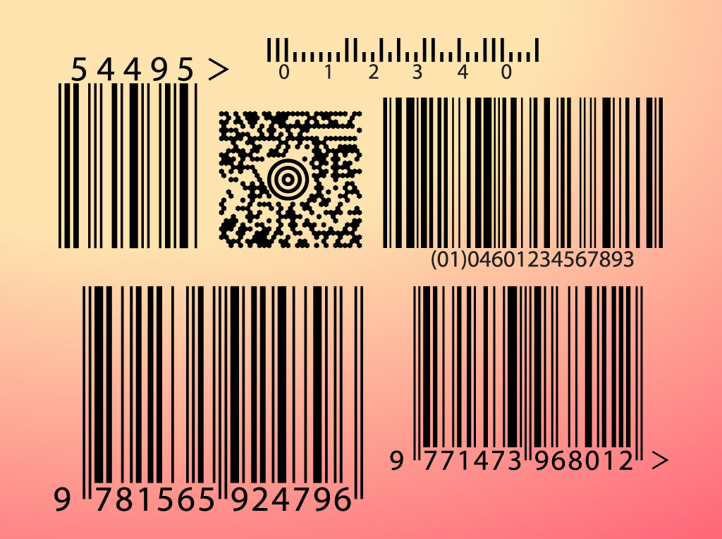 Barcode Vector Graphics