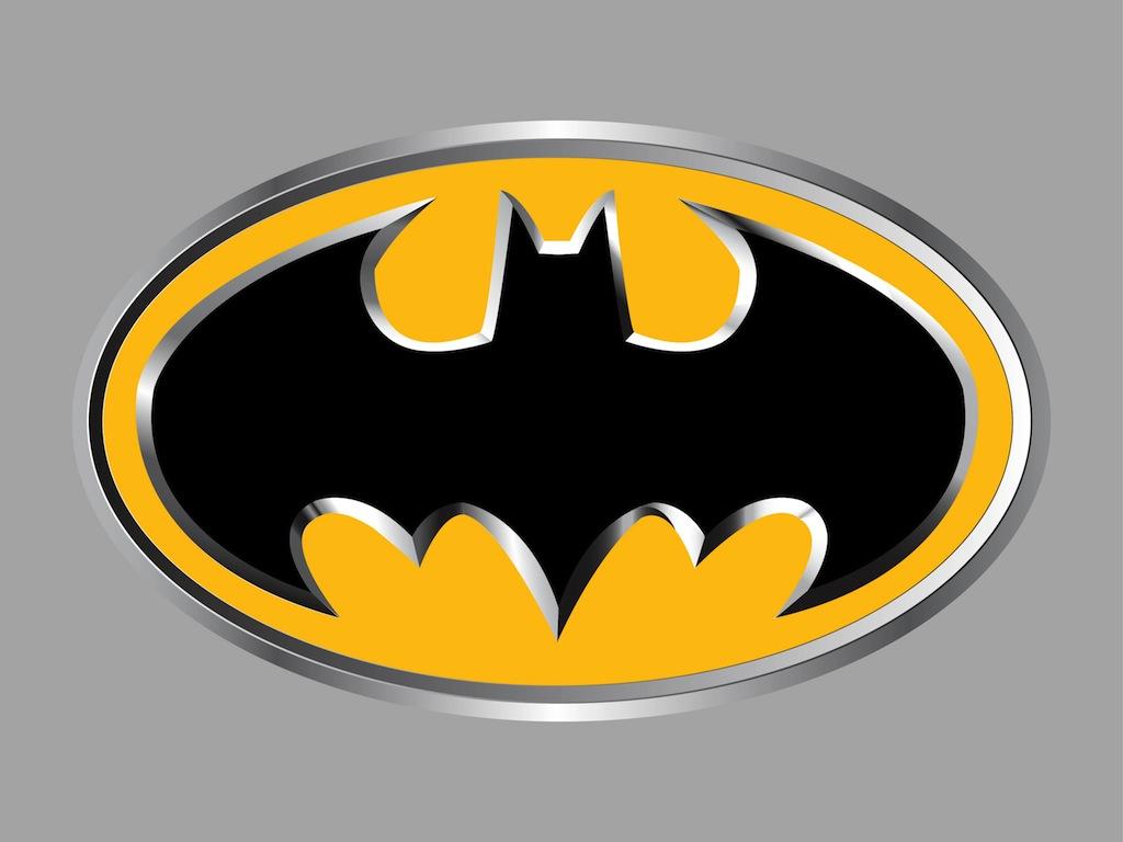 Batman Clipart: batman symbol
