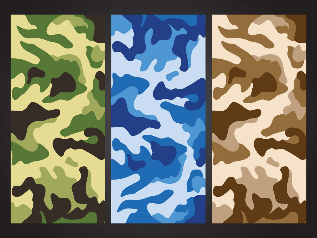 Camouflage Pattern Pack