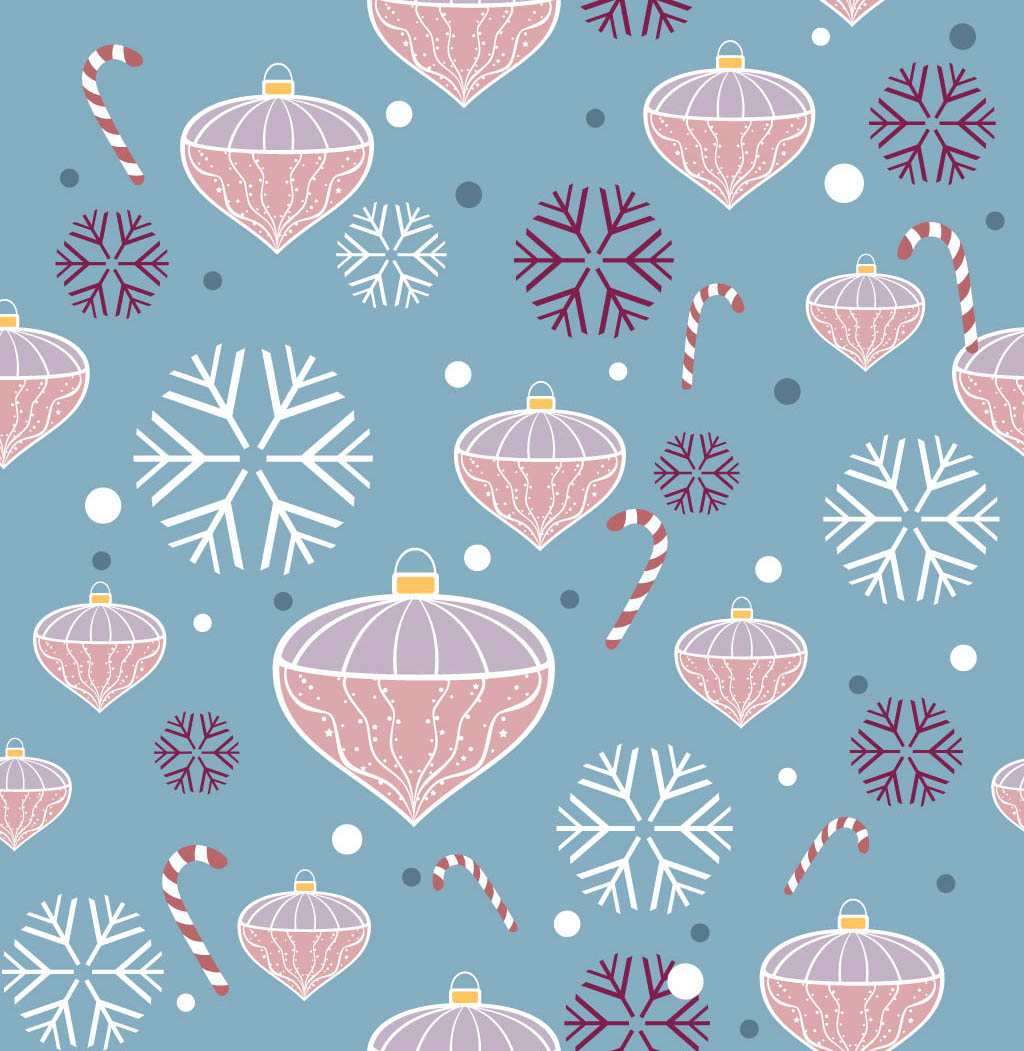 Christmas Decorations Pattern