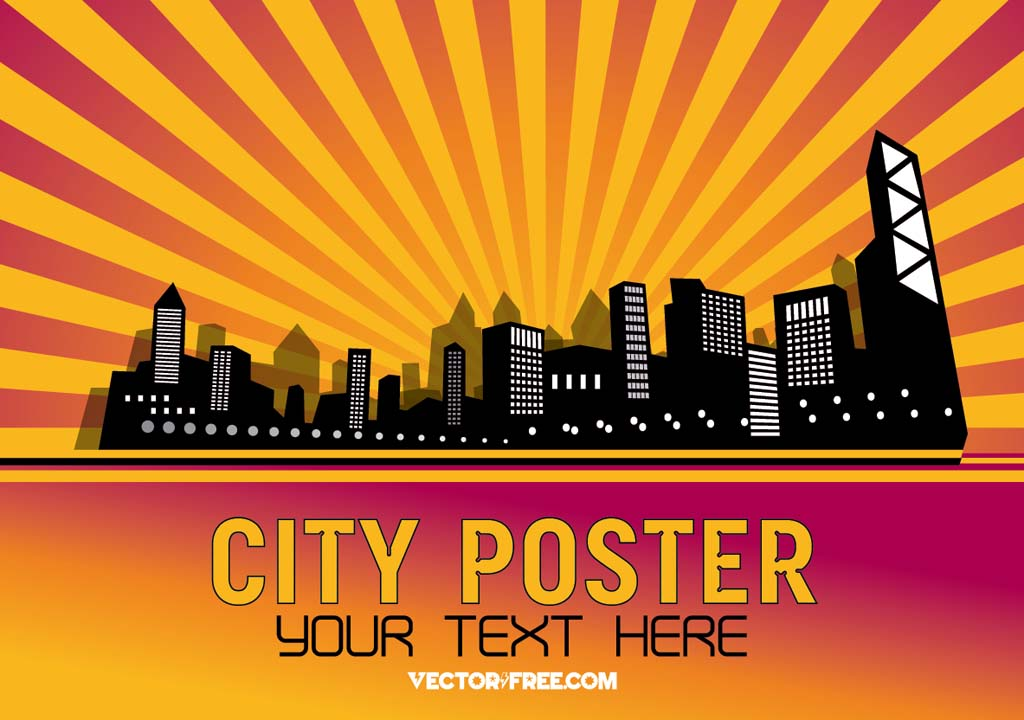 City Poster