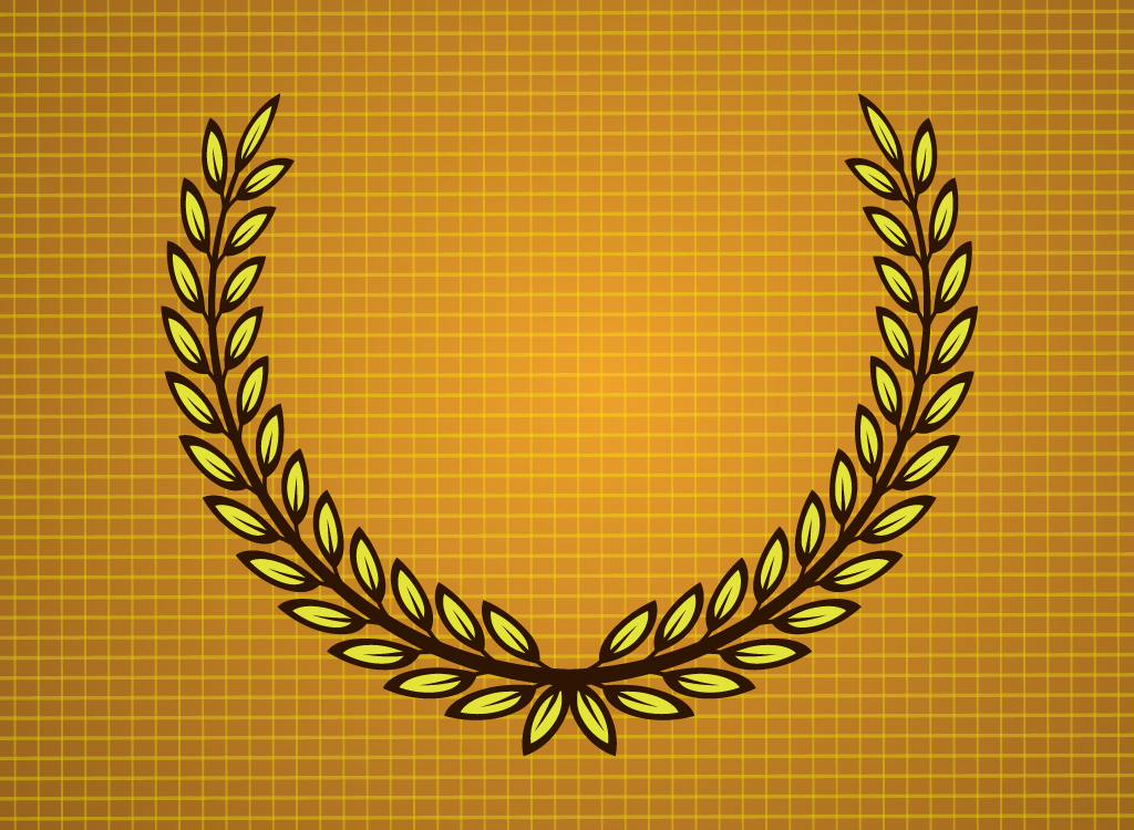 Free Wreath Vector
