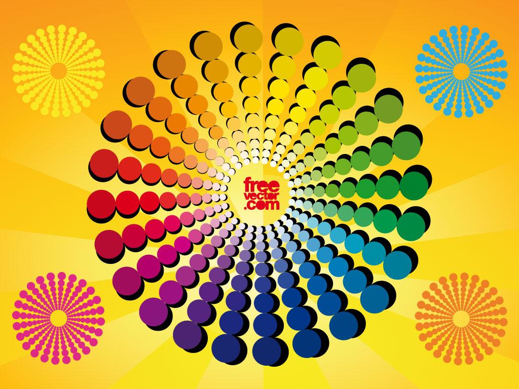 Cool Color Wheels Images
