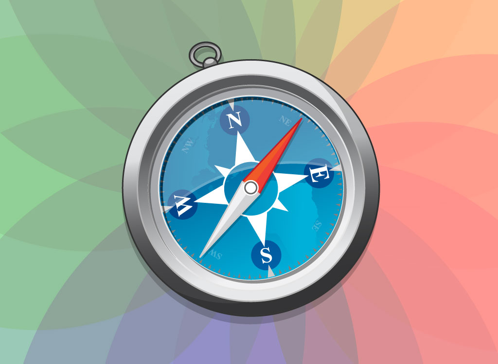 Compass Icon Apple Safari Logo No Background