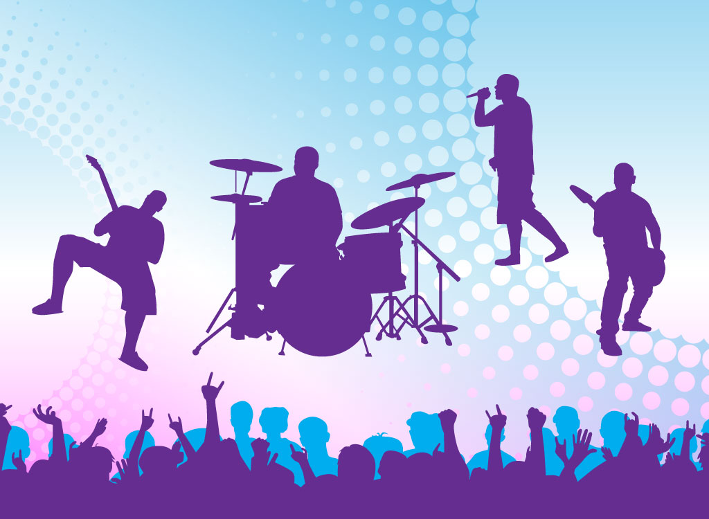 music concert A new music service with official albums, singles, videos, remixes, live performances and more for android, ios and desktop it's all here.