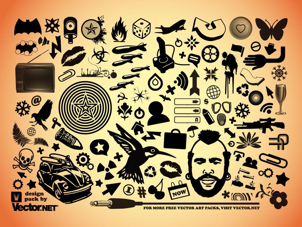cool vector art pack rh vectorfree com free cook vector cool vector art ideas