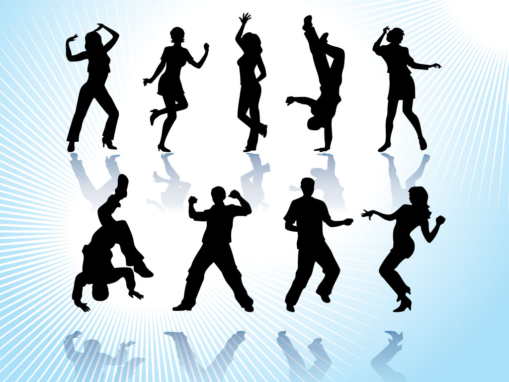 Dance Silhouettes Pack