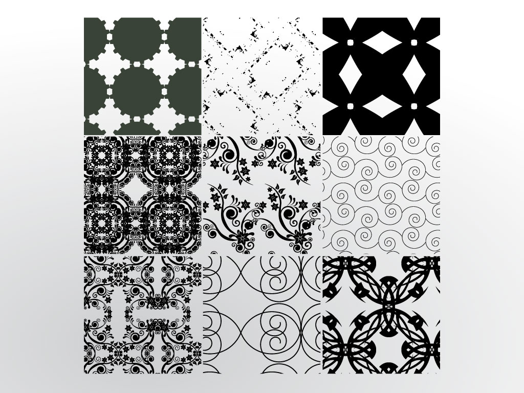Decorative Tile Patterns