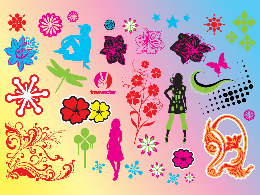 Design Pack Flowers