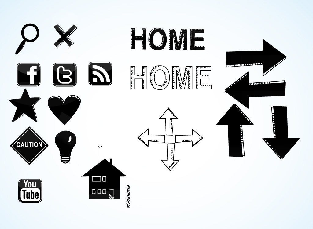 Direction Icons